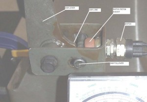 Diagnosing and repairing Gear Shift Lever Position Switch pix#2