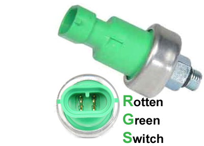 Rotten Green Switch ACDelco  RGS PN 15961566